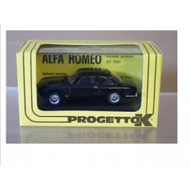 Alfa Romeo, Giulia Sprint GT, 1/43