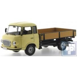 Barkas, B1000 Pritschenwagen, 1/43