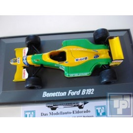 Benetton, Ford B192, 1/43