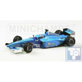 Benetton, Renault, Showcar, 1/18