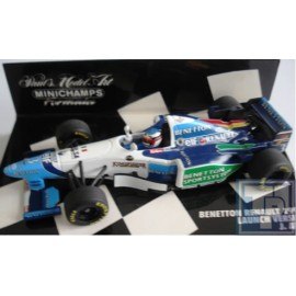 Benetton, Renault B195, Showcar, 1/43