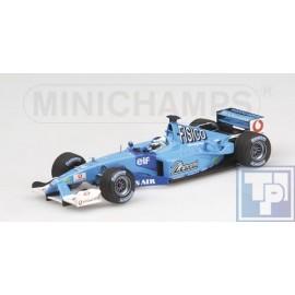 Benetton, Renault B201, 1/43