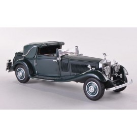 Rolls Royce, Phantom II Owen Sedanca Coupe Gurney Nutting, 1/43