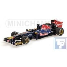 Toro Rosso, STR8 Scuderia, 1/43