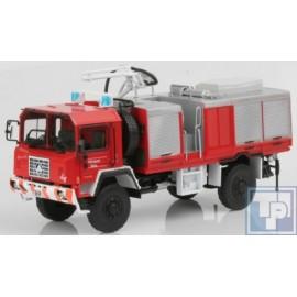 Saurer, 6 DM, Feuerwehr, 1/43