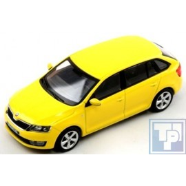 Skoda, Rapid Spaceback, 1/43