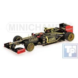 Lotus, Renault E20, 1/18