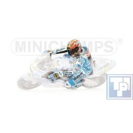 Figur, riding, Valentino Rossi, 1/12