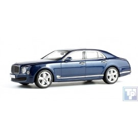Bentley, Mulsanne speed, 1/43