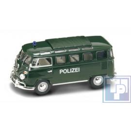 Volkswagen VW, T1 Samba, Polizei, 1/43