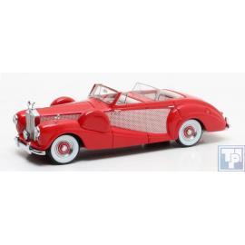 Freestone u. Webb 4 doors Cabriolet auf Rolls Royce Silver Wraith Chassis WLE27, 1/43