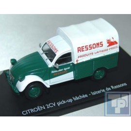 "Citroen, 2CS Pick-up ""Milchtransport"", 1/43"