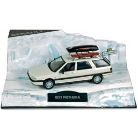 "Renault, 21 Nevada, ""Depart du ski"", 1/43"