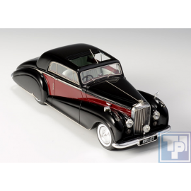 Bentley, MK VI Park Ward FHC, 1/43
