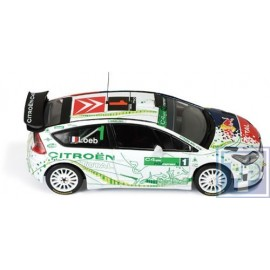 Citroen, C4 WRC Hybrid 4, 1/43