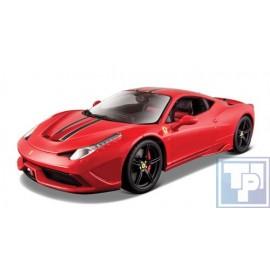 Ferrari, 458 Speciale, 1/18