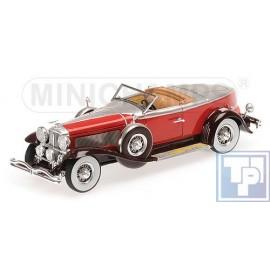 Duesenberg, Model J Torpedo, Cabriolet Coupe, 1/43