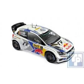 Volkswagen VW, Polo R WRC, 1/18