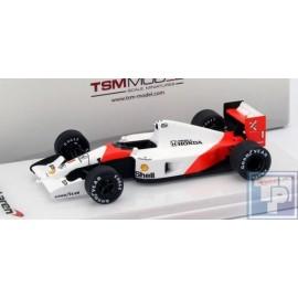 McLaren, MP4/6, 1/43