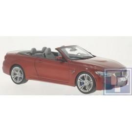 BMW, M4 Cabriolet, 1/18