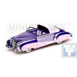 Cadillac, Serie 62, Cabriolet-Coach Builder Jacques Saoutchick, 1/43