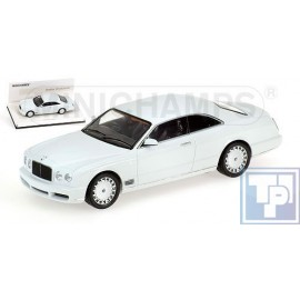 Bentley, Brooklands, 1/43
