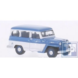 Jeep, Willys, Station Wagon, 1/87