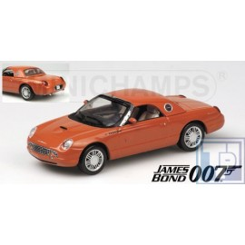 Ford, 03 Thunderbird, 1/43