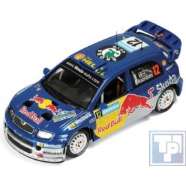Skoda, Fabia WRC, 1/43
