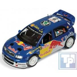 Skoda, Fabia WRC 2006, 1/43
