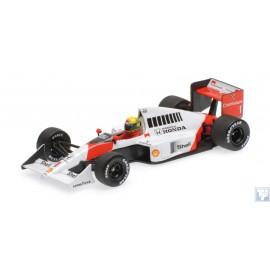 McLaren, MP4/5, 1/43