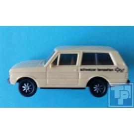 Range Rover, TV, Schweizer Fernsehen, 1/87