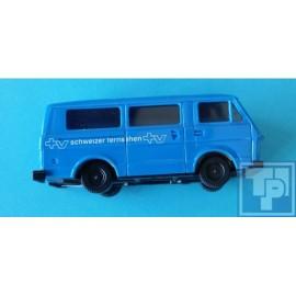 Volkswagen VW, Bus, Schweizer Fernsehen, 1/87
