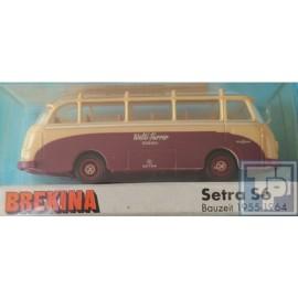 """Setra, S6, """"Welti-Furrer"""", 1/87"""