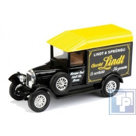 "Morris, Light Van, ""Chocolat Lindt"", 1/43"