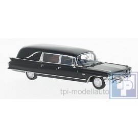 Cadillac, Series 62 Miller Meteor Hearse, 1/43