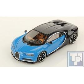 Bugatti, Chiron, 1/43
