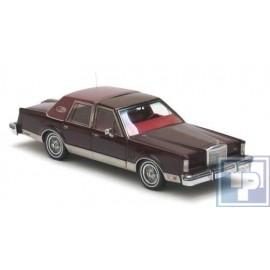 Lincoln, Mark 6 Sedan, 1/43