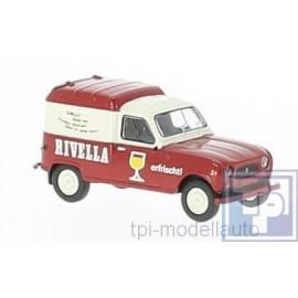 """Renault, 4 Fourgonnette, """"Rivella"""", 1/87"""