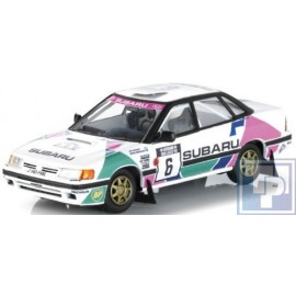 Subaru, Legacy RS Turbo, 1/43