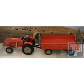 Renault, 86 Traktor, 1/43