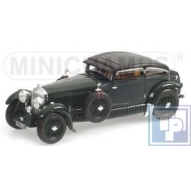 Bentley, 6 1/2 Liter Gurney Nutting Saloon, 1/43