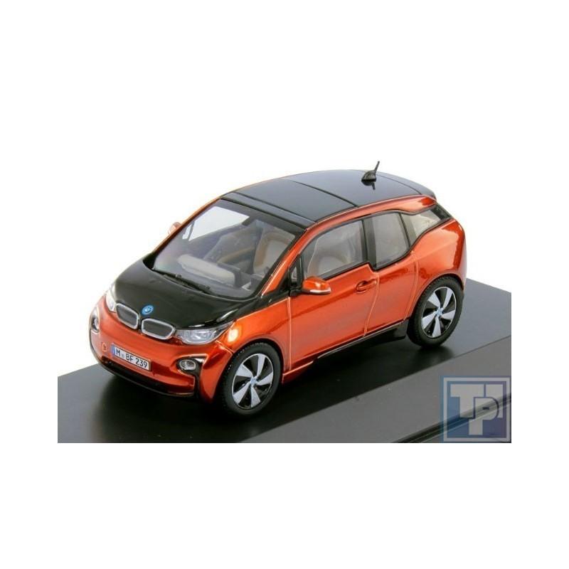 BMW, I3, Electric-Car, 1/43