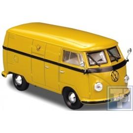 "Volkswagen VW, T1b Transporter, ""Poste (D), 1/43"