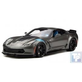 Chevrolet, Corvette Grand Sport, 1/18