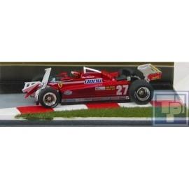 Ferrari, 126CK, 1/43