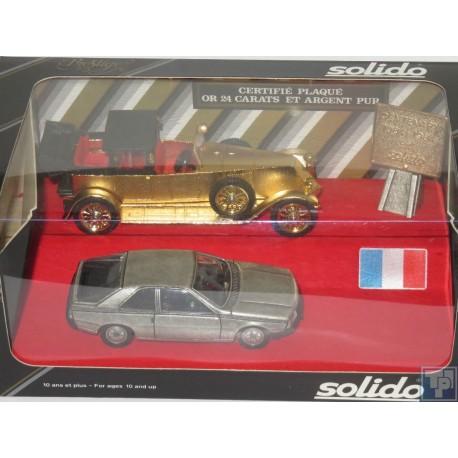 Renault, 40CV und Fuego, 1/43