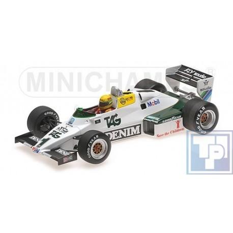 Williams, Ford FW08C, 1/18
