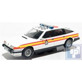 Rover, 3500 SD1, Sussex Police, 1/43