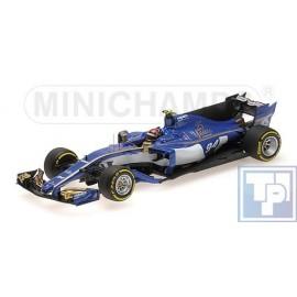 Sauber, Ferrari C36, 1/43
